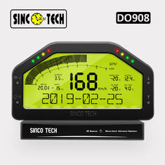 DO908 Dashboard ABS 16V DC 6.5 Inch Race Car Gauges